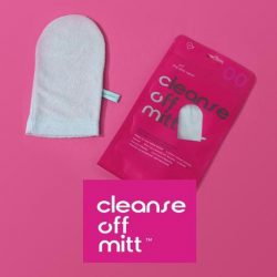 CLEANSE OFF MITT