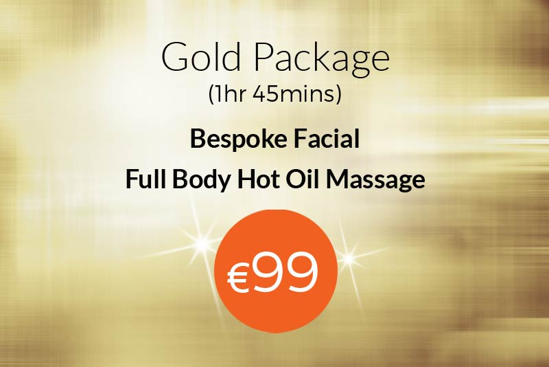 Special Offer: gold-package