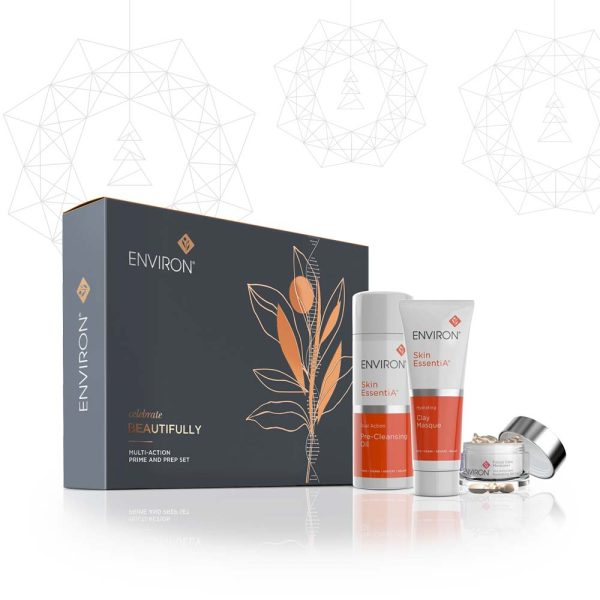 MULTI-TASKING PRIME AND PERFECT GIFT SET